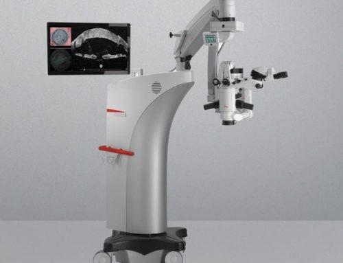 EnFocus OCT fully integrated into the Proveo 8 microscope